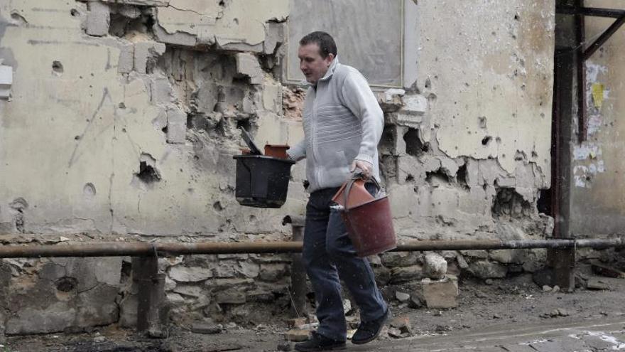 Rusia y Europa aceleran las negociaciones sobre Ucrania ante la movilización rebelde