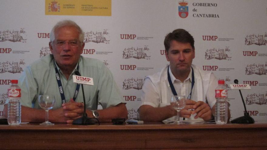 """Borrell cree que el """"pulso político"""" España-UE por el rescate """"no puede durar más tiempo"""""""