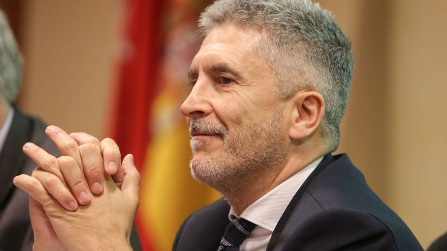 """Grande-Marlaska recuerda a las cerca de 5.000 personas afectadas por el terrorismo en España: """"Son ejemplos de fuerza"""""""