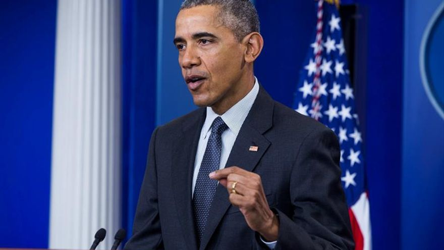 Obama convoca al equipo de seguridad nacional por la situación en Turquía