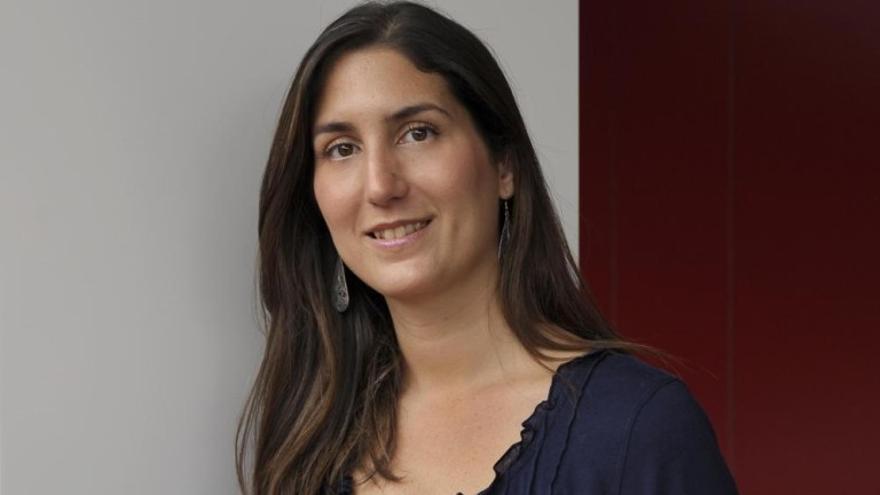 Daida Rodríguez, directora de Relaciones Institucionales de RTVC. (CANARIAS7)