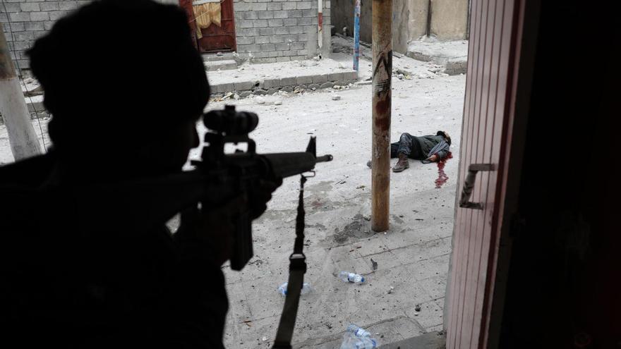 'Mideast Crisis Iraq Mosul' | Goran Tomasevic