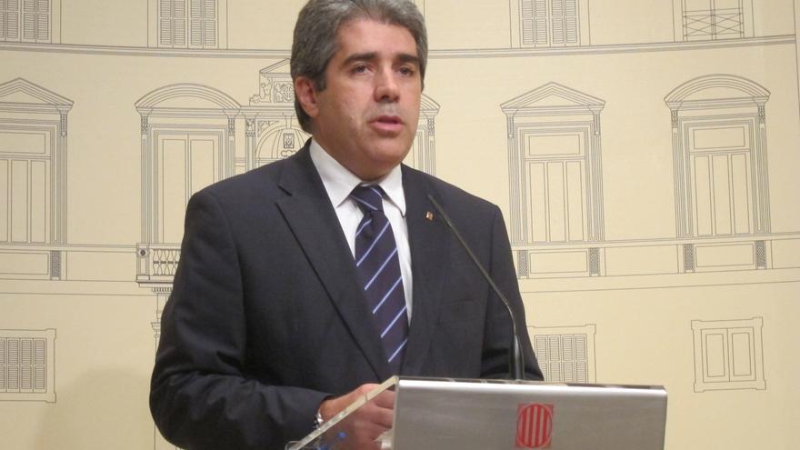 """El Govern catalán hará """"lo posible"""" para que el PSC secunde el Pacto Nacional del Derecho a Decidir"""