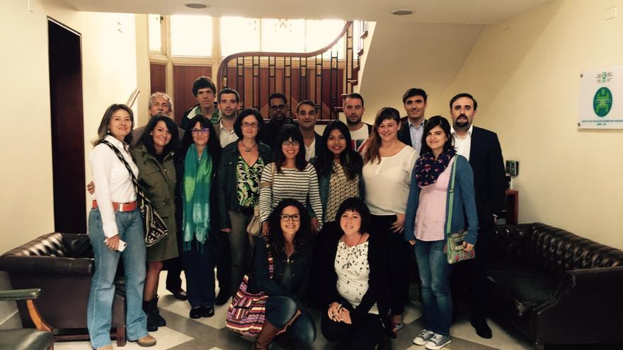En los cursos participan 120 profesores de las cuatro universidades españolas y 60 colombianos. Foto: Campus Íberus