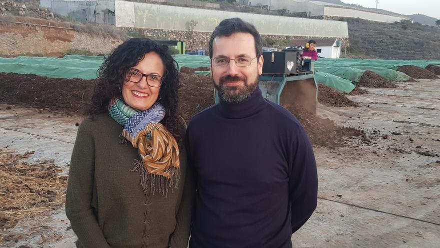 Resultado de imagen de El Cabildo conocerá de primera mano el modelo de gestión de biorresiduos de Pontevedra para seguir impulsando 'La Palma Orgánica'