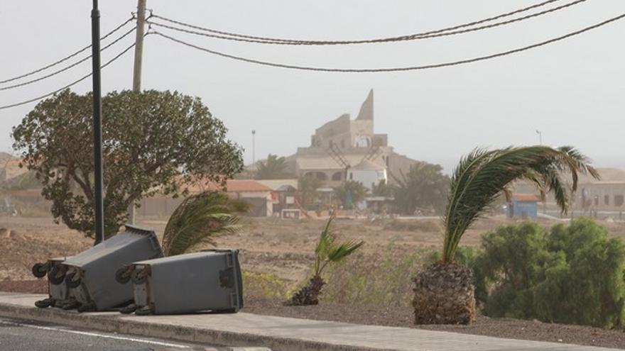 De la calima y el viento en Fuerteventura #4