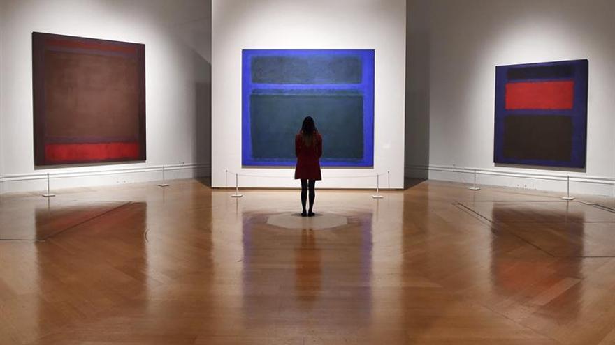 La Real Academia londinense reúne a los genios del expresionismo abstracto