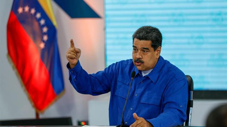 """Maduro dice que no habrá """"intocables"""" en las investigaciones por el atentado en su contra"""