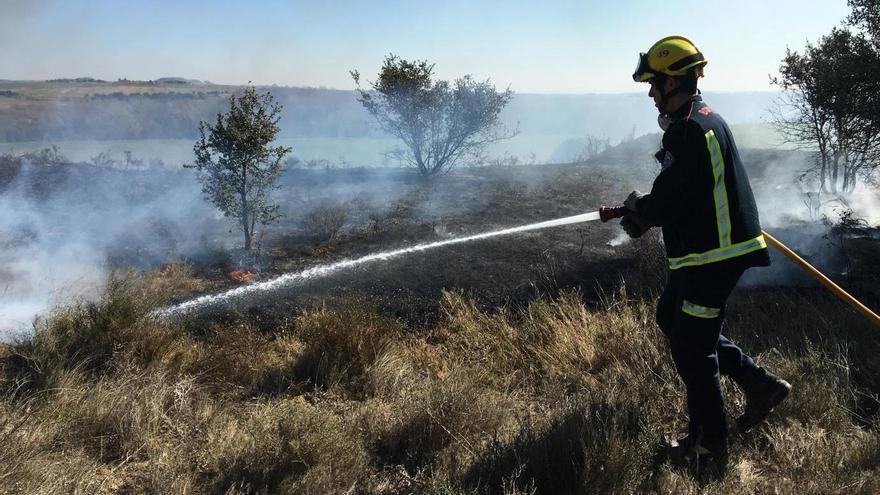 En la plantilla habrá 60 bomberos y 48 oficiales