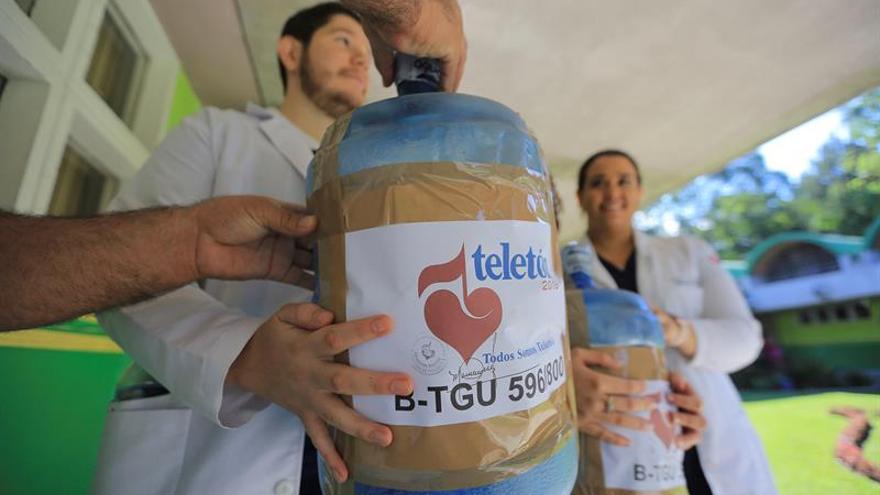 Se inicia la Teletón de Honduras 2018 con la meta de recaudar 2,4 millones de dólares