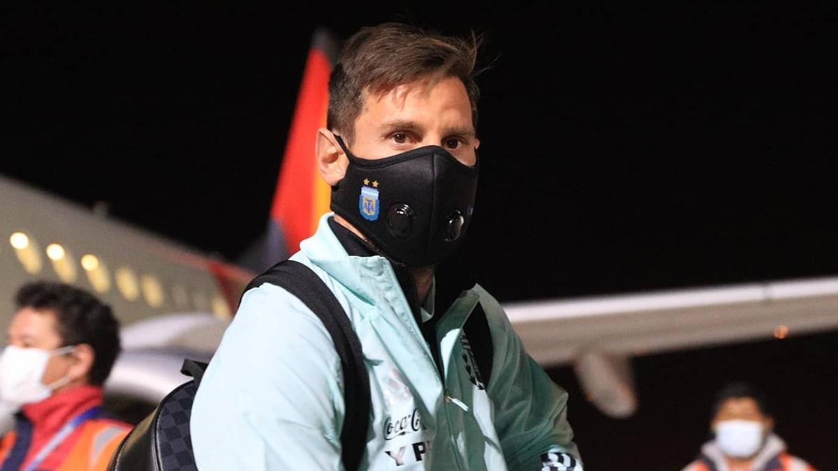 Lionel Messi aún no firmó un nuevo vínculo con el Barcelona y hoy es jugador libre.
