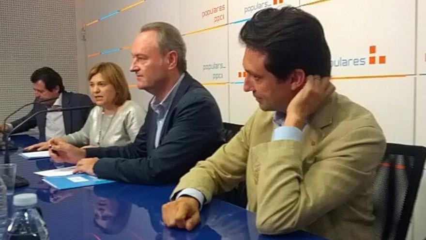 """Fabra: """"Hay que resetear el partido y soy consciente de que no puedo estar en el nuevo PP"""""""