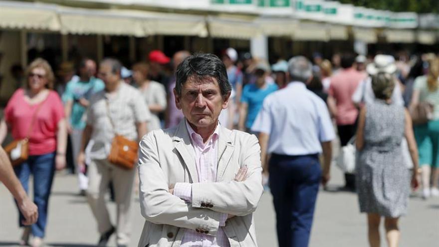 Teodoro Sacristán dice adiós a la Feria del Libro con un incremento del 3,5%