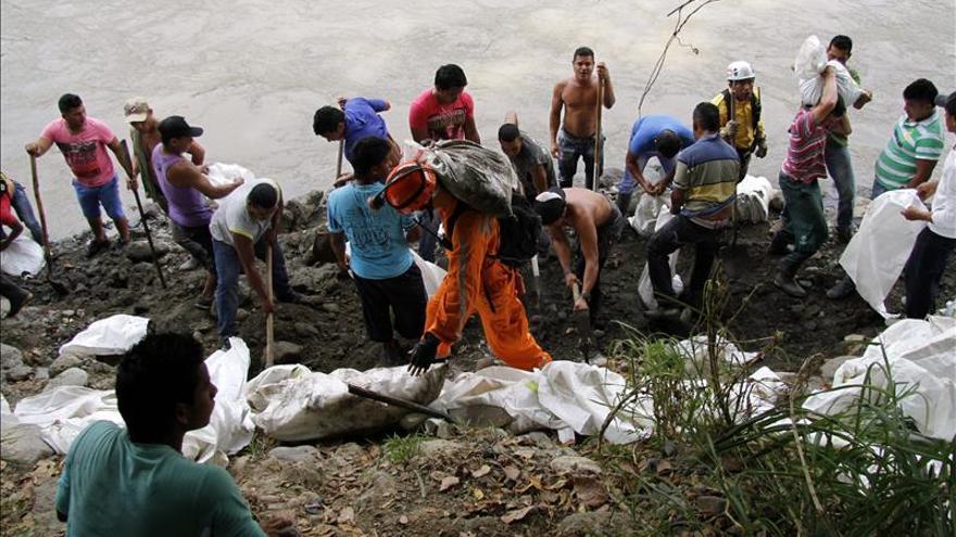 La mina accidentada en Colombia no tenía una instalación eléctrica legal