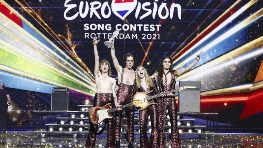 Unos 183 millones de personas, muchos jóvenes, siguieron Eurovisión 2021