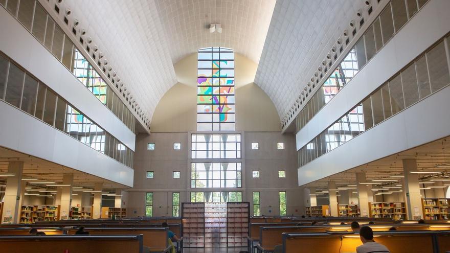 La Biblioteca de la UPNA celebra su 25 aniversario con un programa de actividades culturales del 9 a 11 de octubre