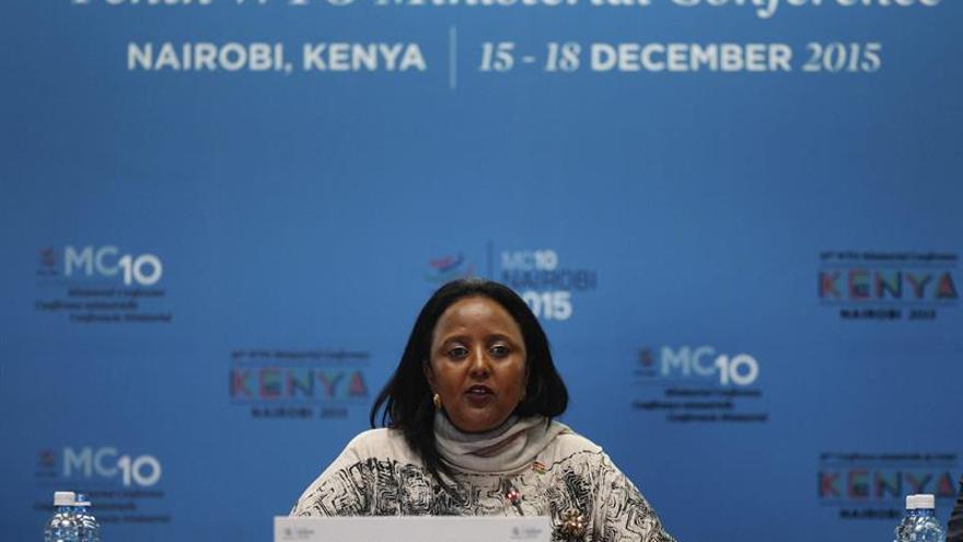 La número dos de la ONU visita Haití para insistir en el apoyo contra el cólera