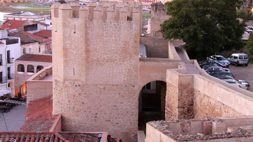 Alcazaba de Badajoz / Turismo de Extremadura