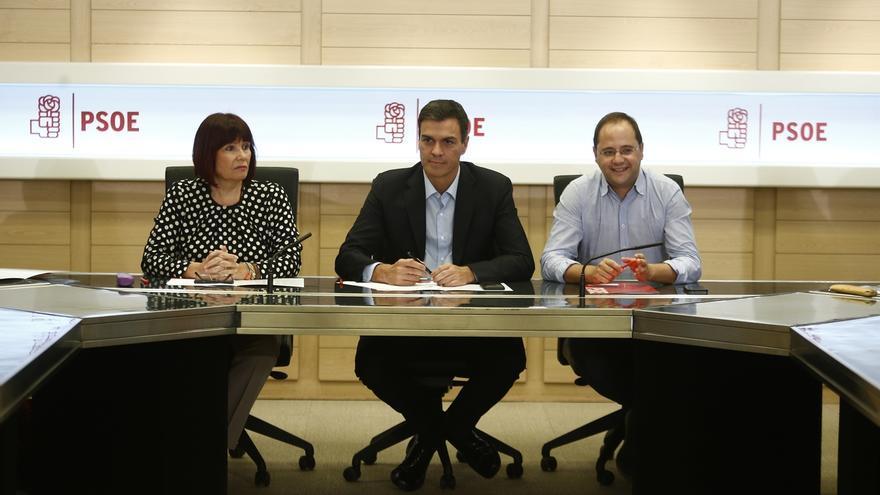 El Comité Federal del PSOE tendrá que ratificar la propuesta de Sánchez para hacer el 39 Congreso en diciembre