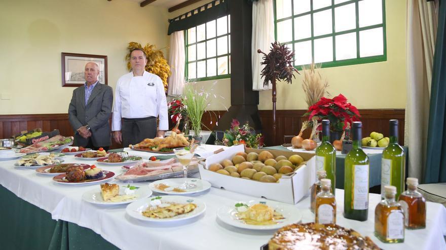 VI Jornadas Gastronómicas de la Manzana y la Sidra en Valleseco.