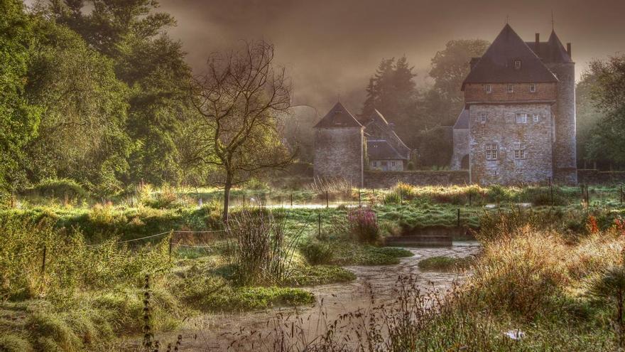 Paisajes bucólicos en Valonia. La combinación de Naturaleza y Patrimonio es una de las grandes bazas de esta región belga. photophilde