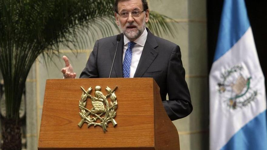 """Rajoy asegura que no """"hoy no se va a bajar el IVA cultural"""" pero no lo descarta en el futuro"""