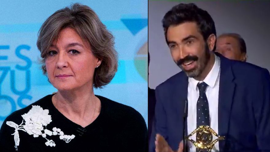 La irónica respuesta en los Premios Iris a la exministra Tejerina