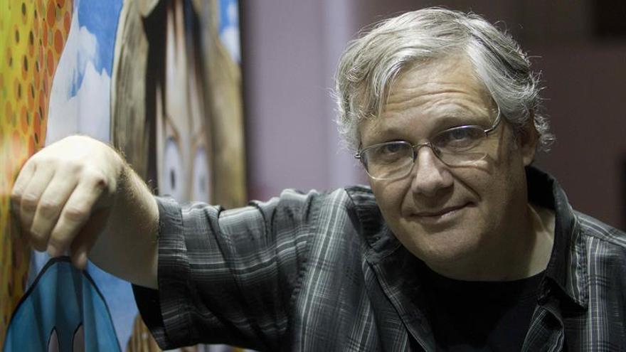 El estadounidense Scott McCloud analiza las infinitas posibilidades del cómic