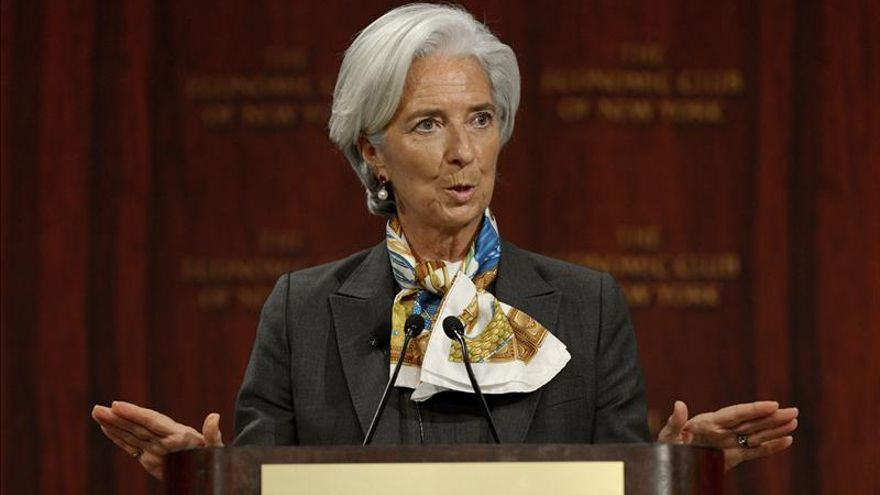 """El FMI ve signos de mejora pero advierte de que hay """"fatiga"""" ante los ajustes"""
