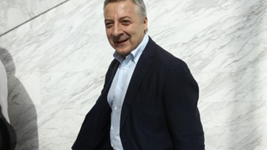 El Ministro De Fomento Y Vicesecretario General Del PSOE, José Blanco