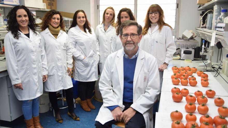 El catedrático de la UPCT Antonio López