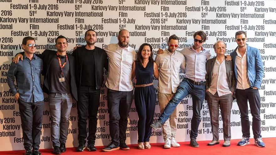 Sam Ellis estrena Anthropoid, un drama histórico sobre el horror nazi