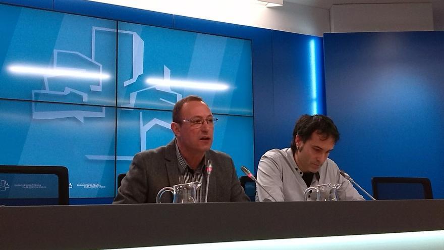 """EH Bildu denuncia que algunas """"gravísimas"""" afirmaciones de Lezertua pueden """"inhabilitarle"""" como Ararteko"""