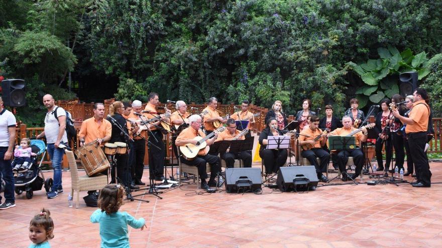 Acto musical programado en Loro Parque por la Navidad