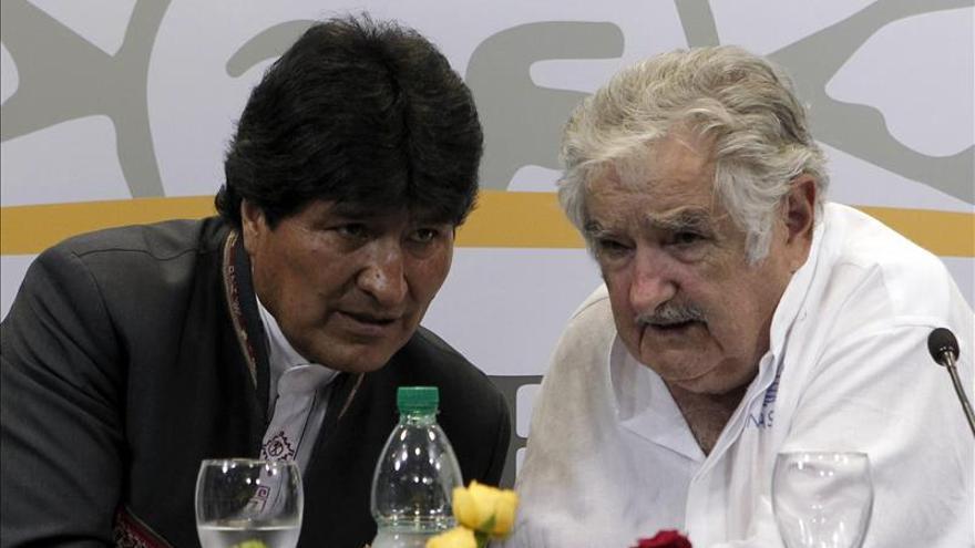 "Mujica considera un ""derecho natural"" que Bolivia tenga una salida al mar"