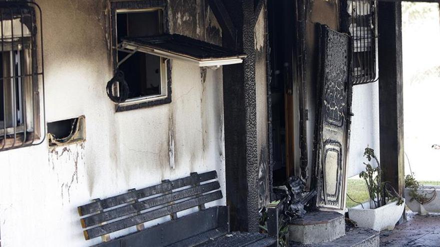 Un muerto y cuatro heridos, dos menores, en un incendio en El Palmar (Cádiz)