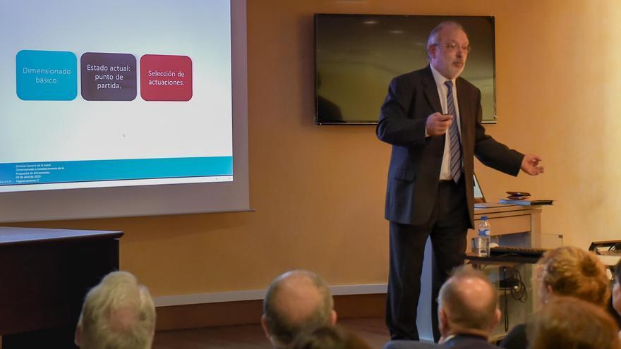 Presentación este martes del Plan Director del Hospital General de La Palma.