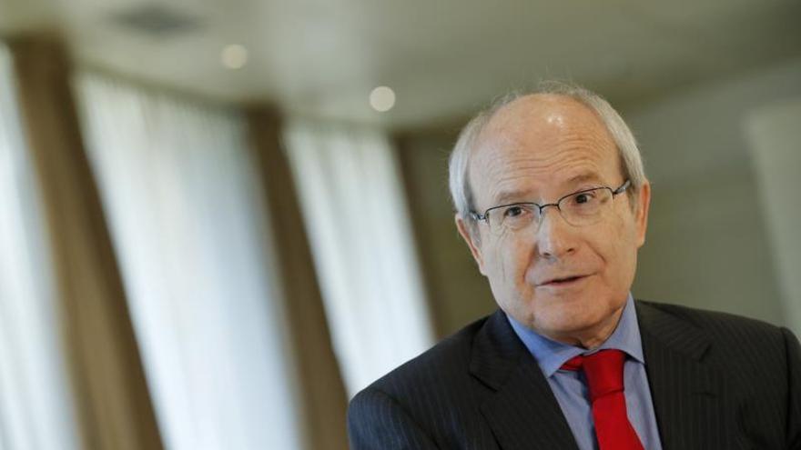 El expresidente catalán José Montilla.