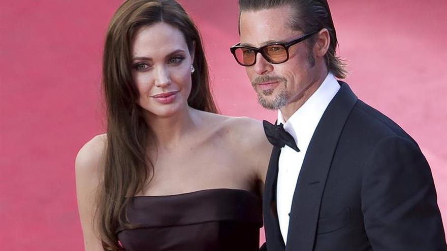 Angelina Jolie y Brad Pitt llegan a un acuerdo temporal de custodia, según TMZ