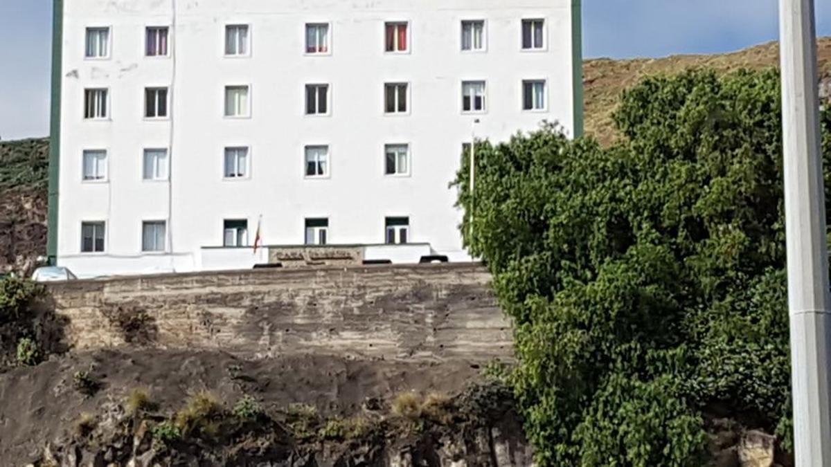 Cuartel de la Guardia Civil de Santa Cruz de La Palma.