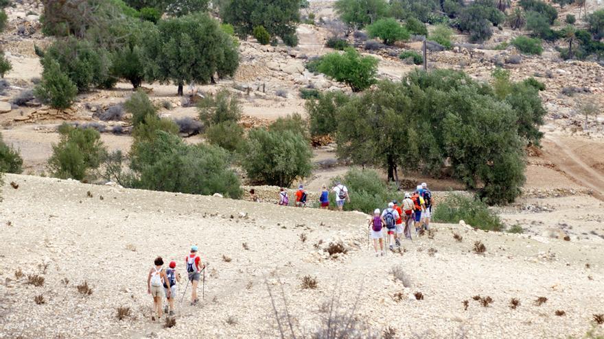 El rico entorno rural de Agadir permite disfrutar de numerosos espacios naturales para la práctica del senderismo y excursiones