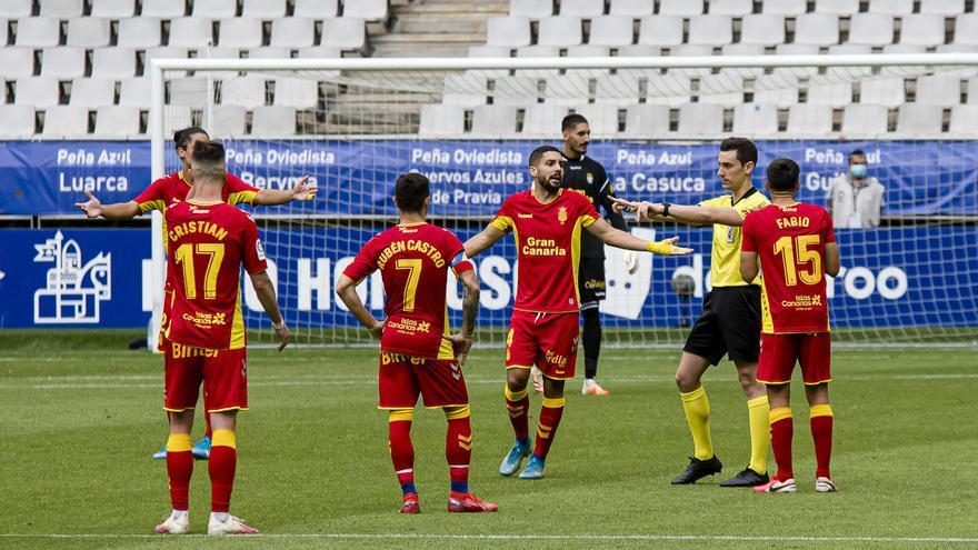 La UD Las Palmas, a evitar complicaciones en el tramo decisivo de la liga
