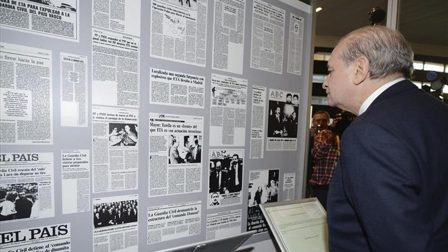 """Fernández Díaz dice que los yihadistas de Ceuta """"iban a actuar en cualquier momento"""""""