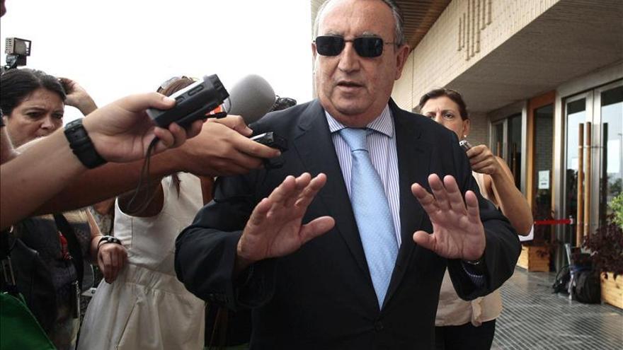 """La Fiscalía pide el """"inmediato ingreso en prisión"""" de Carlos Fabra"""