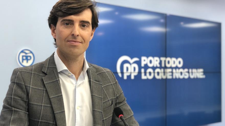 """Montesinos ve ya un """"Gobierno del caos y el despilfarro"""" y dice que PP estará """"muy vigilante"""" y fiscalizará su actuación"""