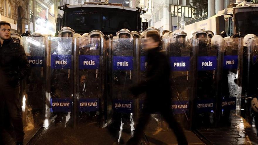 El Gobierno turco destituye a los jefes de policía en otras 16 provincias