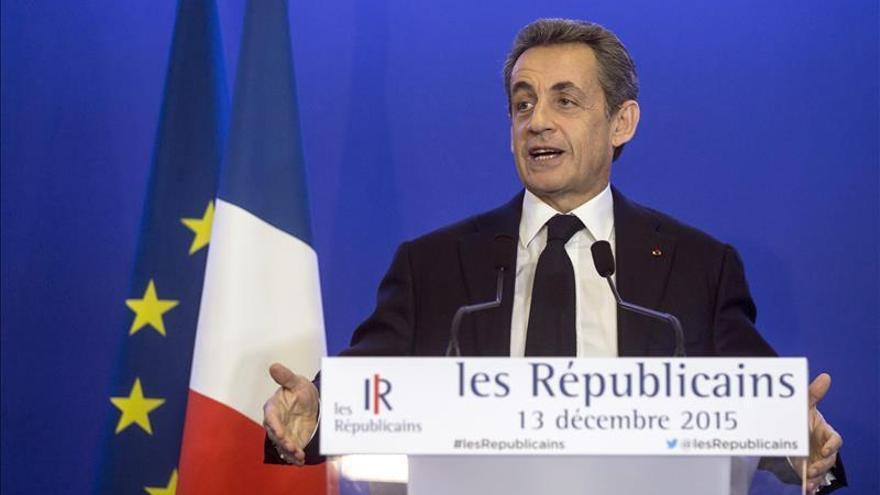 El partido de Sarkozy felicita a Rajoy por el resultado electoral
