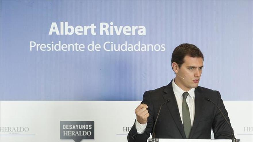 Rivera: Si hay excedente de agua es mejor que lo aprovechen otros ciudadanos
