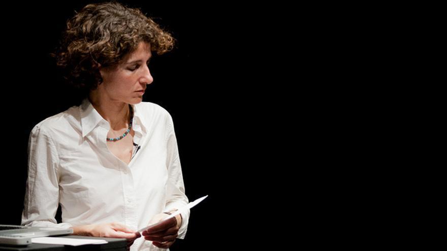 Marina Garcés (Barcelona, 1973), filósofa y miembro del grupo Espai en Blanc