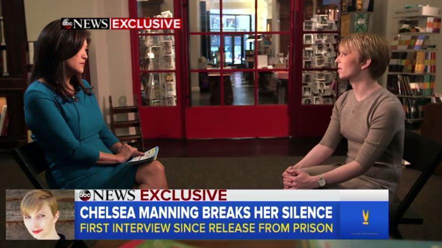 Entrevista de ABC a Chelsea Manning